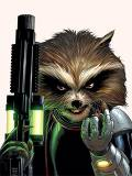 Rocket Raccoon (Rocket Raccoon)