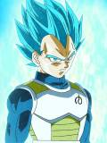 Vegeta (Super Saiyan Blue)