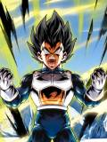 Vegeta (Mastered Spirit Control)