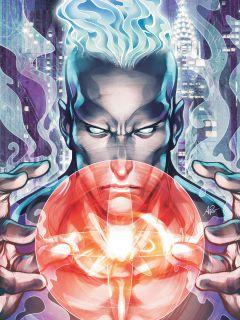 Captain Atom (Nathaniel Adam) - Super Powers - Superhero Database