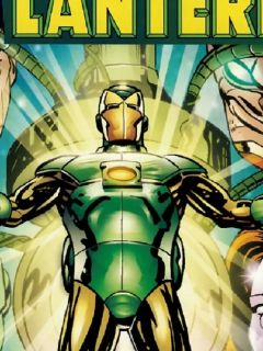 Iron Lantern Hal Stark Superhero Database