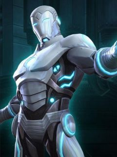 Iron Man (Endosym Armor)