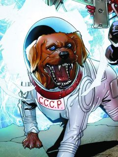 Cosmo The Spacedog