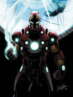 Iron Man (Bleeding Edge)