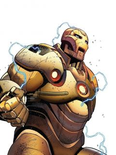 Iron Man (God-Killer)