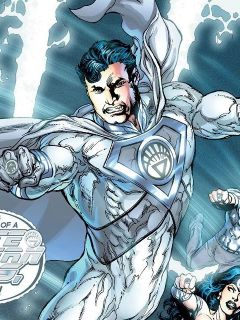 Superman (White Lantern)