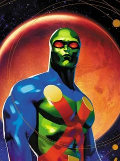 Martian Manhunter (New 52)