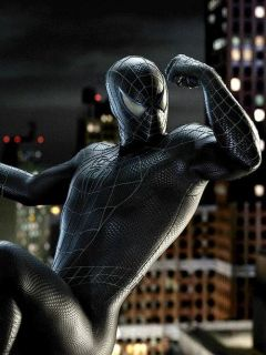 Spider-Man (Black) (Raimi)
