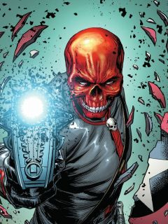 Red Skull (Johann Shmidt) - Superhero Database