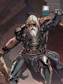 Odin Force Super Power Superhero Database