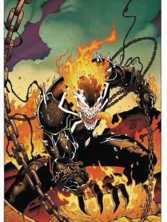 Ghost Rider (Venomized)