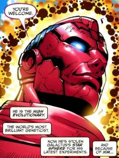 High Evolutionary