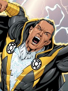 Black Adam (Yellow Lantern)