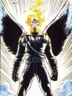 Ghost Rider (Zarathos' Power)