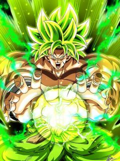 Broly (Dragon Ball Super)