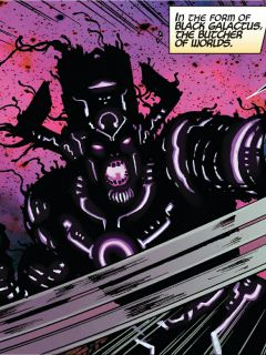 Galactus, The World Butcher