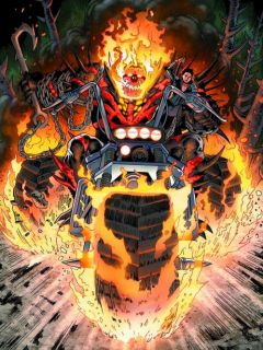 Red Hulk (Ghost Rider) (Venom)
