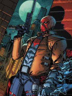 Red Hood (New 52)