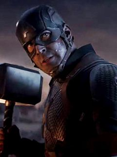 Captain America (Worthy) (MCU)