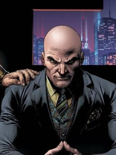 Lex Luthor (New 52)