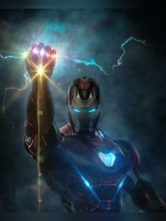 Iron Man (Infinity Gauntlet) (MCU)