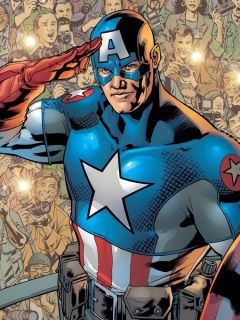 Captain America (Ultimate)