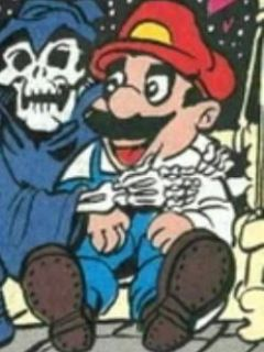 Super Mario (Earth-9047)