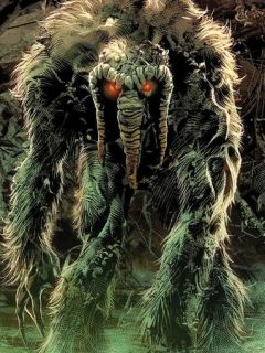 Man-Thing (Nexus Of All Realities/Divine Creators Staff)