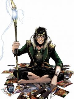 Loki (God Of Stories)