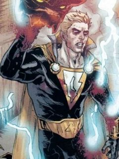 John Constantine (Power Of Shazam)