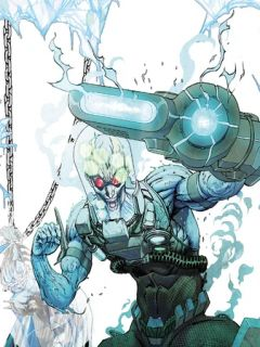 Mister Freeze (New 52)