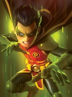 Robin V (New 52)