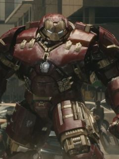 Doomsday Dceu Vs Iron Man Hulkbuster Mcu Superhero Database