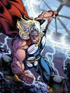 Thor (Warrior Maddness)