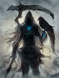 The Crow Reaper