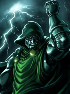 Doctor Doom (Victor Von Doom) Loki Season 2