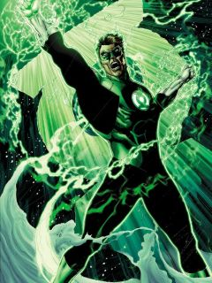 Hal Jordan (Maximum Willpower)