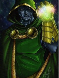 Doctor Doom (Infinity Gauntlet)