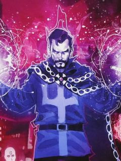 Doctor Strange (Damnation)