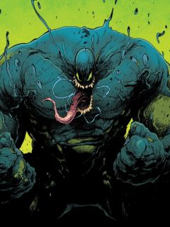 Immortal Hulk (Venomized)