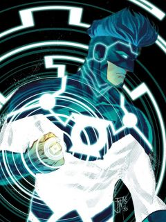 Green Lantern (God Of Light)