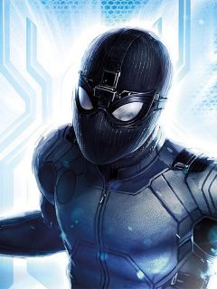 Spider-Man (Stealth Suit) (MCU)