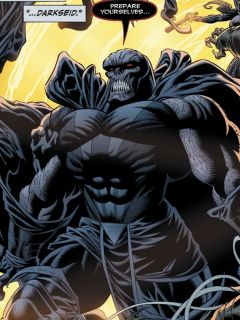 Darkseid (Avatar Of Nekron)