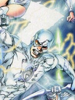 The Flash (White Lantern)