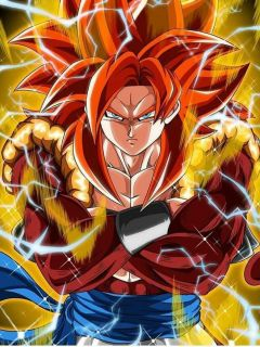 Gogeta (Dragon Ball GT)
