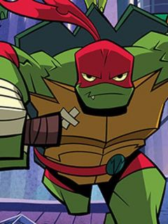 Raphael (Rise Of The TMNT)