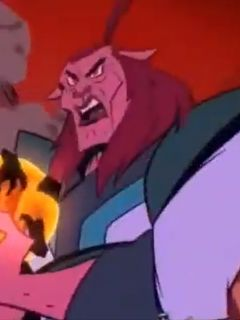 Baron Draxum (Rise Of The TMNT)