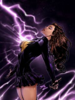 Dark Mary Marvel