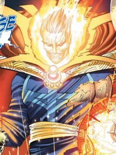Doctor Strange (Zom's Power)