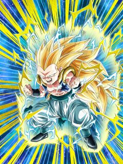 Gotenks (Super Saiyan 3)